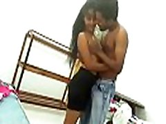 teen forced oldman College Girl Romance With Boyfriend And Blowjob 10Min Clip