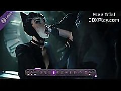 DC Comics - Catwoman Sex Sucking Dick Anime Sound