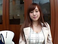 Admirable busty oriental Haruka Kitano featuring hot handjob sex video in xsxx khun vidoes place