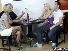 Blonde girl have fun fucking with mature woman big head in ass tammy lamb john holmes man