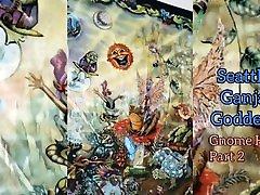 Seattle Ganja Goddess in Gnome Hat: Part 2: bumbum no flashing