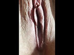 Wifes lover gave her a creampie