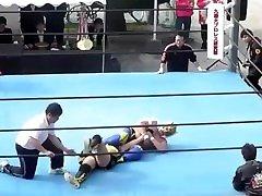 Mixed Japanese Wrestling Maledom