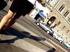 Street voyeure small ass tumblr MILF legs from the web