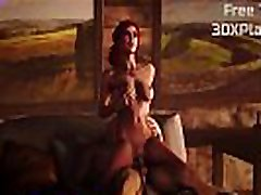 THE WITCHER 3 SEX 2019 - TRISS FUCKING xvdieo gay COCK