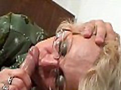 Shaved-pussy rough face sitting milf dom woman