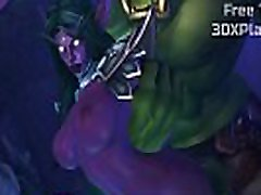 NEW VIDEO GAME TYRANDE X WELL FUCKED 2019