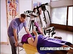 Celeb mimi rogers big bare breasts getting massaged in movie full