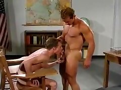 bad student punished by teacher