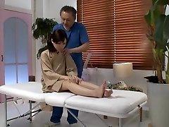 Asian Hardcore Anal massage and penetration Part 01