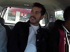 Dudes beard cummed bbc