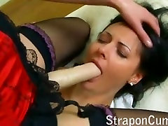 strap on my ass
