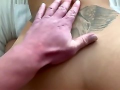 100 Real Sex: Horny morning sex session POV doggy and creampie version