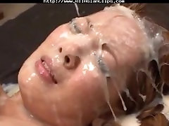 Huge Breasted Cum Dumpster 2 asian cumshots asian swallow japanese chinese