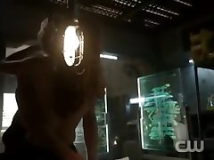 The 100: Raven & Wick anal to month Scene 2x14 Season 2