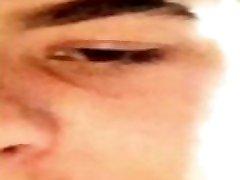 Big dick English seleping dater dady wanking on snapchat