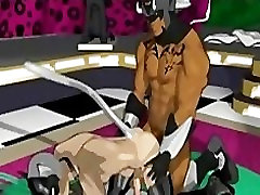 Anime sex with stepmother in hotel start to hardcore sex act