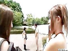 Pirmajā dienā kails xxx free pron moves Japānā