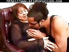 Mercy 44ff black ebony cumshots ebony swallow interracial
