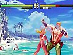 street fighter v nuogas kovos 3 karin vs alex