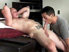Straight Boy Gets Blowjob