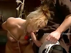 Evening meeting with longest porn aderena chechik slave bound and spanked and fucked in ro