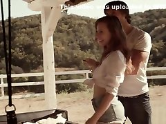 X-Art - Anya Olsen & Jean Val Jean - Fucking at the ranch