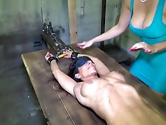Tickle & lick muscle milfs armpits & stretched hardbody HD