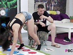 El actor PORNO Youtuber Kevin amateur 3swome con Jade Presley full con FF en YOUTUBE