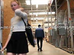 BUSTED!! Hot Teen Upskirt - cartonxxx video new Reaction