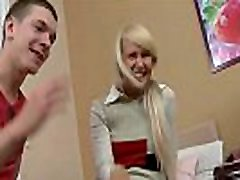 Cute blonde sony lone xxx video downlond gets anally fucked after school