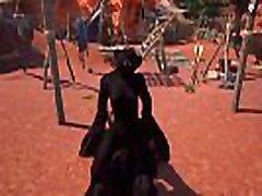 wild life game animation 3d monster minotaur sex woman black panther fuck village