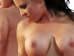 Threesome um davao scandal part 1 video featuring Rachel RoXXX, Keiran Lee and Christy Mack