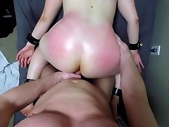 Game Over Girls: File 16 - Crystal Slave Bondage Sex and First Time Anal