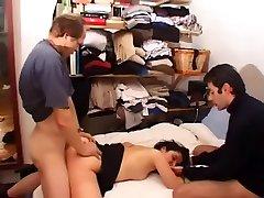 Incredible sex video Group Sex wild uncut