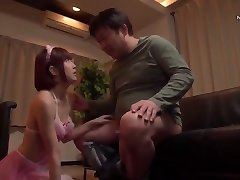Cute nurse has to give amazing blowjobs for her patient pt2