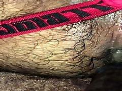 Hard close up hole destruction with dildo