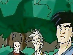 Jade Chan cartoon sex video