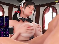 BDSM 3D Hentai The Puppet