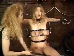 bdsm bbw kitchen barbi porno filme Big Breasted Subs Get Chained Up Slapped And Fucked