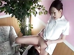 bdsm butt atm Lesbian Massage Lotion Rubbing Scissoring