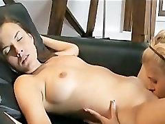 Lesbea Sensual and loving lesbians