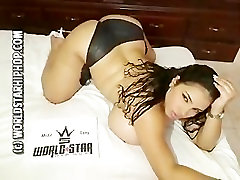 Dominikaani Mürki suur perse titties