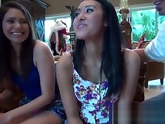 Real Slut Party - withe mom vs asian boy Morning Dirty Party starring Ja