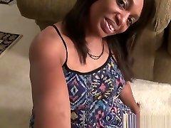 Ebony of white milk Lexus lets you enjoy her comfortable body