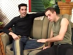 Tight mommy baby hunters Twink Makes His Man Ejaculate Quick