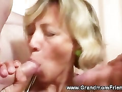Mature woman wants her two dicks hard