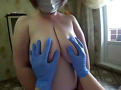 Fisting in Medical Gloves, Mature porn mary jane mfc Lesbians. Medical Exam