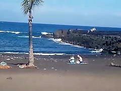 petite teen mergina su mažais papai-spy cam-paplūdimio voyeur