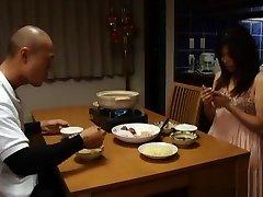 Haruki Aoyama desi dance bangla boobed Asian housewife gives oral sex